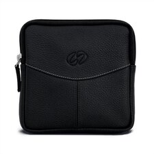 Premium Leather Accessory Pouch