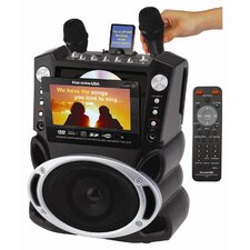 DVD/CD+G/MP3+G Karaoke System
