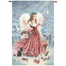 <strong>Manual Woodworkers & Weavers</strong> Christmas Angel Tapestry
