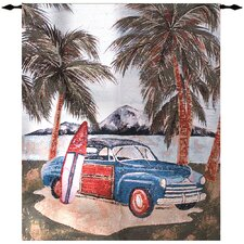 Surfin Safari Tapestry