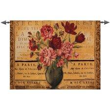 Paris Rose Tapestry