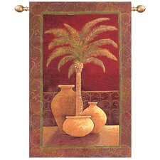 Tropical Oasis II Tapestry