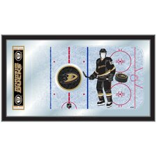 NHL Hockey Rink Mirror