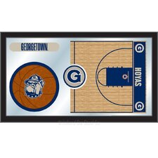 NCAA Basketball Mirror Framed Graphic Art
