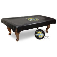 NCAA Billiard Table Cover