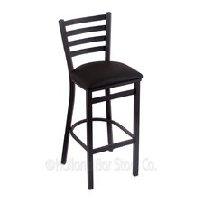 "Jackie 25"" Bar Stool with Cushion"