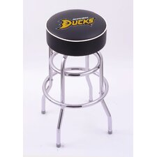 National Hocky League Double Ring Swivel Bar Barstool