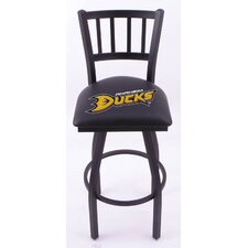 "NHL 25"" Bar Stool with Cushion"