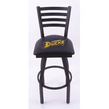 "NHL 30"" Bar Stool with Cushion"