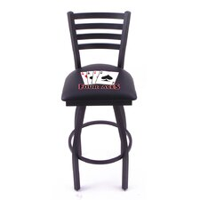"Gambling 25"" Bar Stool with Cushion"