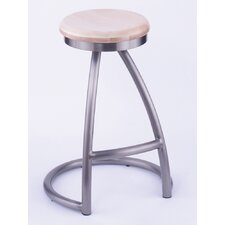Alpha Swivel Bar Stool