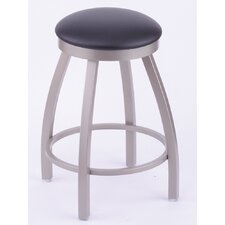 "Misha 25"" Swivel Bar Stool with Cushion"