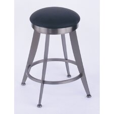 "Laser 25"" Swivel Bar Stool with Cushion"