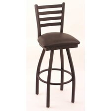 "Cambridge 30"" Swivel Bar Stool with Cushion"