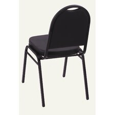 Rounded Back Side Chair