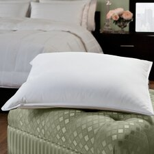 """Four Star"" Hotel 50/50 White Goose Down Pillow"