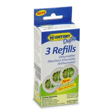 Refill Tab 2.6 oz. Apple Moisture Absorber (Set of 3)