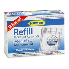 Refill 15.9 oz. Unscented Moisture Absorber