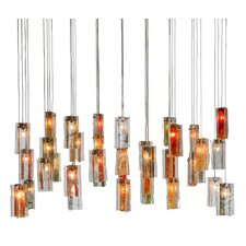 <strong>Light In Art by Shimal'e Peleg</strong> Drops 25 Light Chandelier
