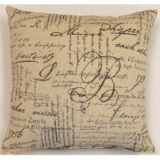 Whisper Mocha Knife Edge Pillow (Set of 2)