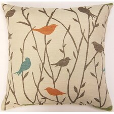 Twitter Calypso Knife Edge Pillow (Set of 2)