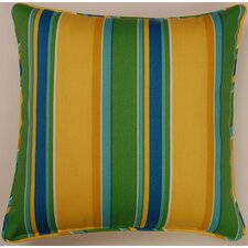 Acapulco Stripe Polyester Pillow