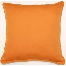 Solid Polyester Pillow (Set of 2)
