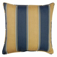 <strong>Dakotah Pillow</strong> Ada Stripe Polyester Pillow