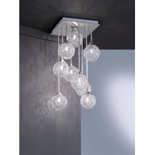 Womble 9 Light Chandelier
