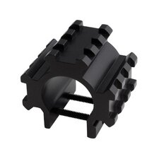 Shotgun Mag Tube Tri Rail Mount