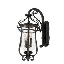 Hartford 3 Light Outdoor Wall Lantern