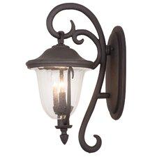 Santa Barbara 2 Light Outdoor Wall Lantern