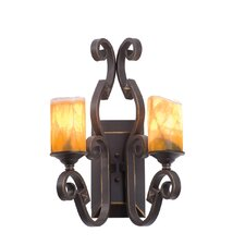 <strong>Kalco</strong> Ibiza 2 Light Wall Sconce