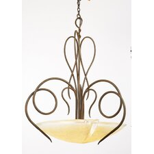 <strong>Kalco</strong> Tribecca 3 Light Inverted Pendant