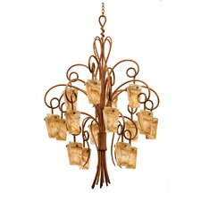 <strong>Kalco</strong> Tribecca 16 Light Chandelier