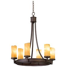 Espille 6 Light Chandelier