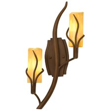 <strong>Kalco</strong> Napa 2 Light Wall Sconce