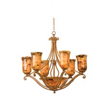 Somerset 8 Light Chandelier