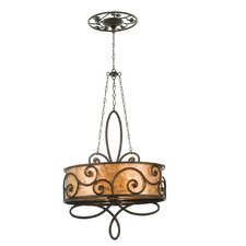 <strong>Kalco</strong> Windsor 4 Light Chandelier