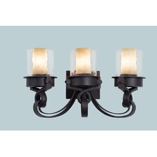 <strong>Kalco</strong> Newport 3 Light Bath Vanity Light
