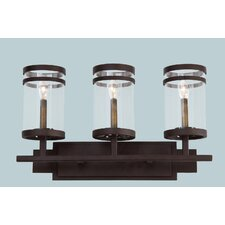 <strong>Kalco</strong> Morris 3 Light Bath Vanity Light