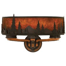<strong>Kalco</strong> Aspen 3 Light Wall Sconce