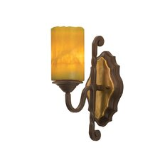 <strong>Kalco</strong> Durango 1 Light Wall Sconce