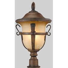 Tudor 4 Light Outdoor Wall Lantern
