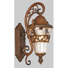 Anastasia 1 Light Outdoor Wall Lantern