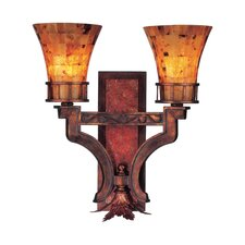 <strong>Kalco</strong> Marlowe 2 Light Wall Sconce