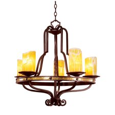 <strong>Kalco</strong> Durango 5 Light Chandelier