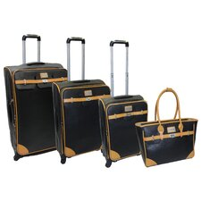 London Bridge 4 Piece Luggage Set