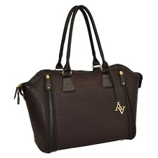 Saffiano 18'' Laptop Tote Bag