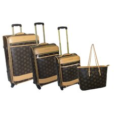 Signature 4 Piece Luggage Set